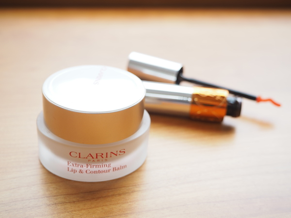 Lip balm review - Clarins Extra Firming Lip and contour balm