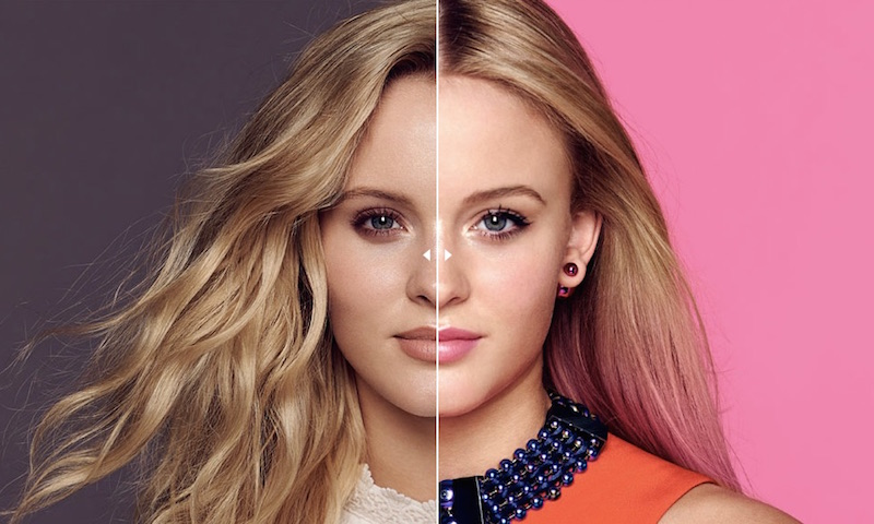 Clinique pop interactive shoppable video with zara larsson
