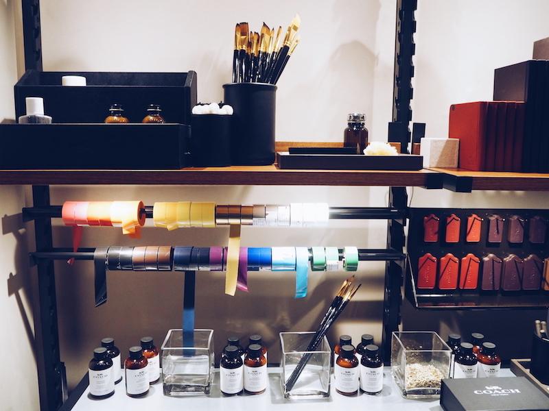 Coach House Regent Street craftmanship bar
