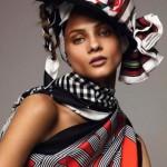 Comme Des Garcons X Hermes unveils 'Comme des Carrés' scarves (plus hats and gloves are coming)