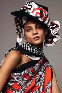 Comme-Des-Carres-scarves-hats-gloves