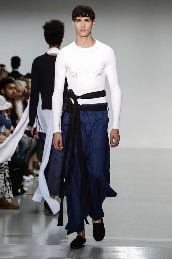 Craig Green SS16 Menswear in London