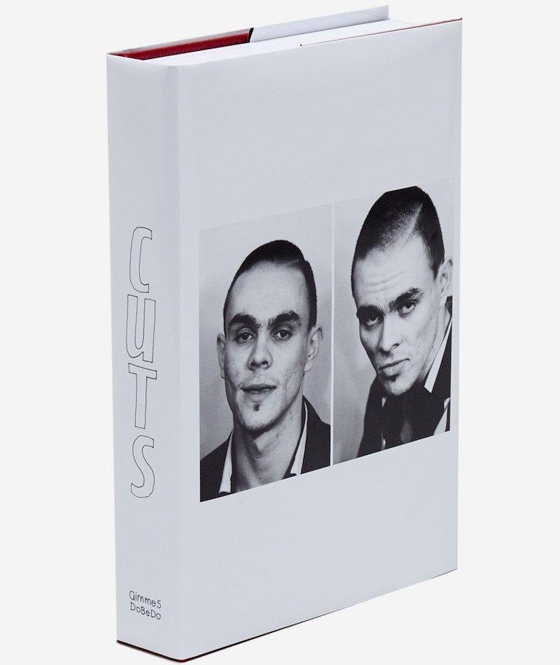 Cuts book Steve Brooks Mark Lebon