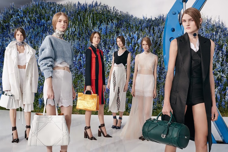 DIOR SS16 top 5 styling moments