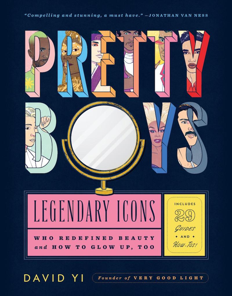 David Yi Pretty Boys book