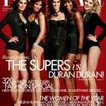 The genius of Harper's Bazaar's fashion-music-supermodel sandwich