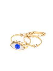 Delfina-Delettrez-eye-ring