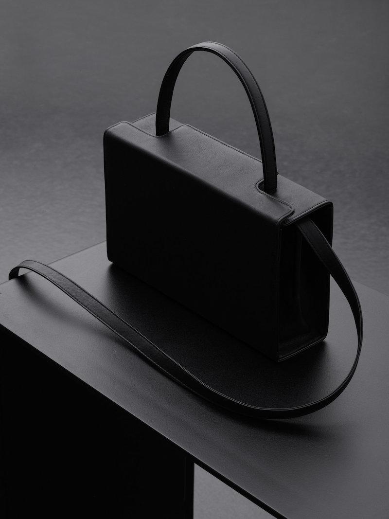 Dieter Rams handbag for Tsatsas