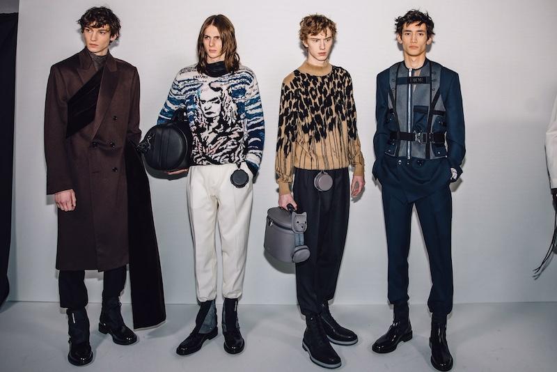 Dior AW19 menswear