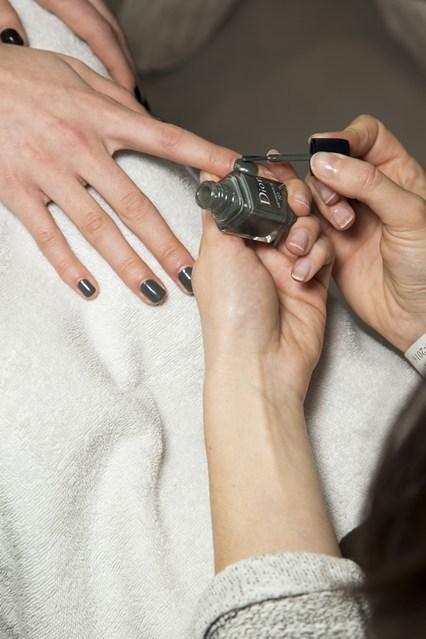 Dior Aw15 Nails in Metropolis
