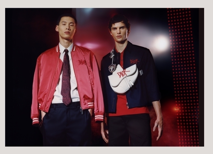 Dior men Chinese New Year 2021 collection