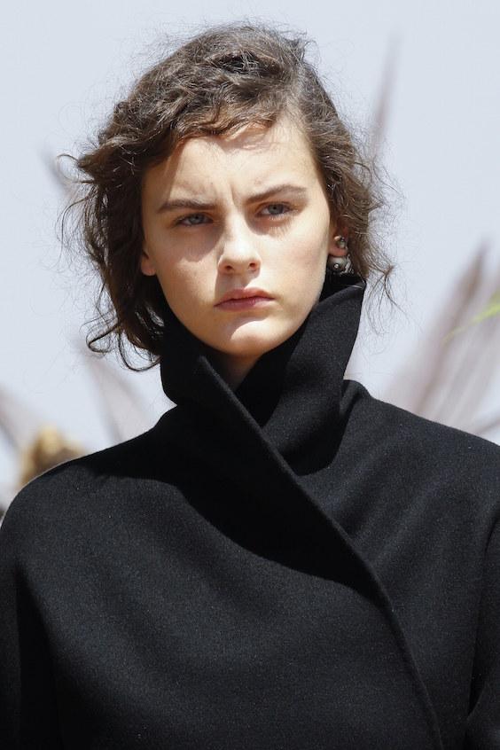 Dior Couture autumn 2017 close up