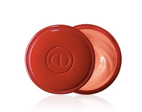 Dior Creme Abricot Limited edition red packaging