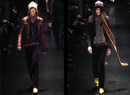 Dior-Hommes-gold-boots-Hedi-Slimane