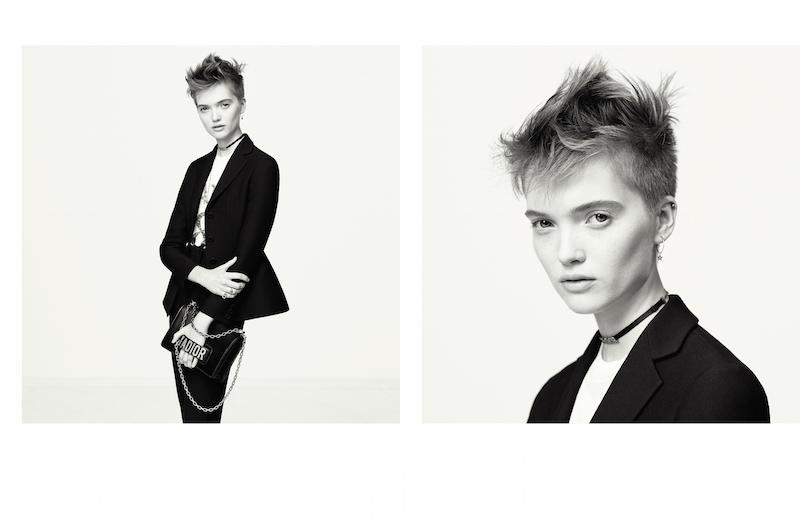 Dior SS17 ad campaign