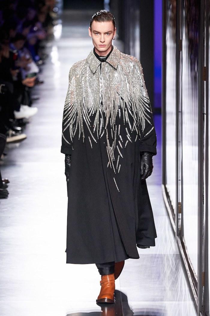 Dior men winter 2020 Vogue Runway