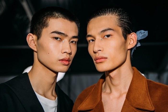 Dior men winter 2020 beauty By Acielle - Style Du Monde
