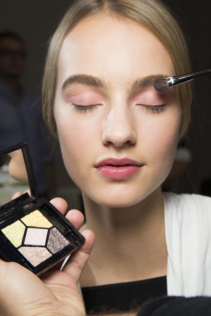 Dior ss16 makeup