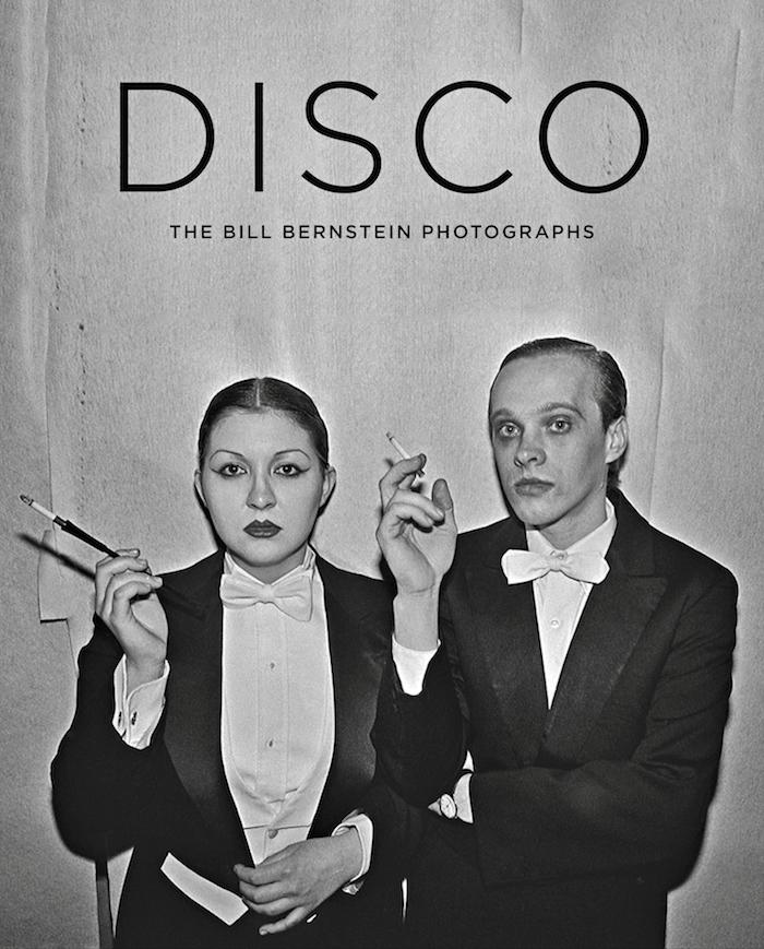 Disco Bill Bernstein book published by Reel Art Press