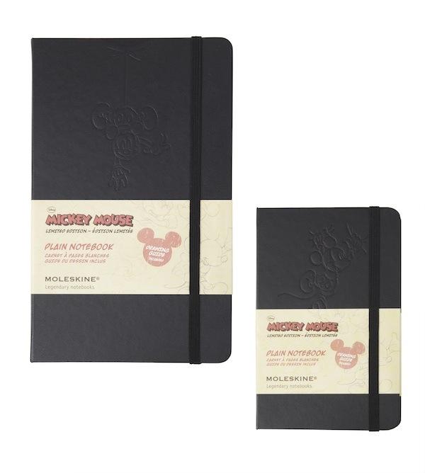 Disney-Mickey-mouse-moleskine-book