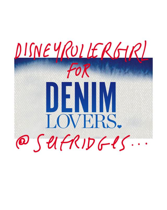 Disneyrollergirl-Selfridges-Denim-lovers