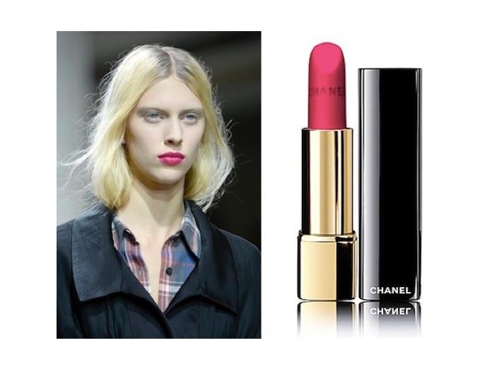 Dries van Noten Chanel lipstick