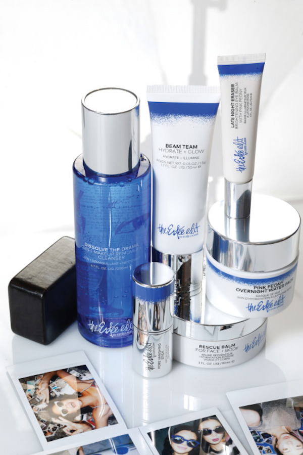 Estee Lauder launches The Estee Edit product line via Yaho beauty