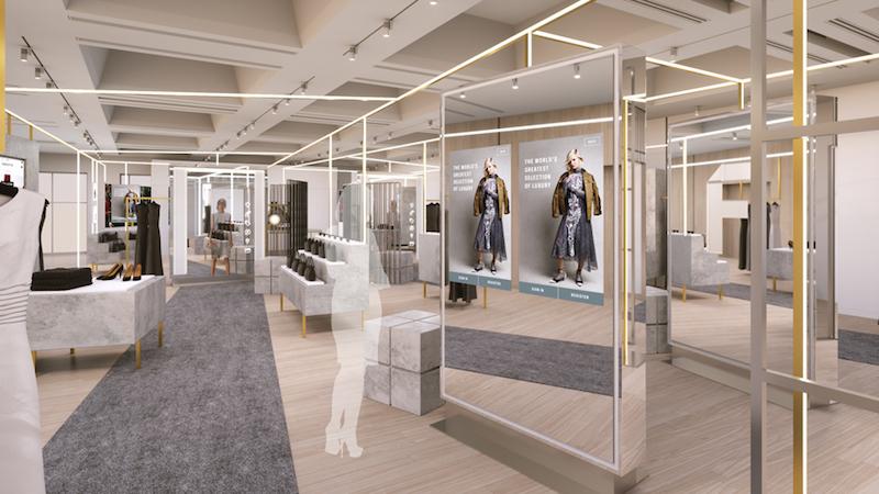 Farfetch Store of the Future