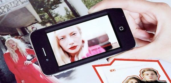 Fashion Scan app