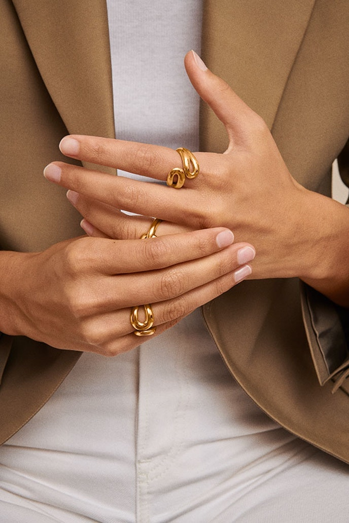 Finematter jewelry ecommerce DTC