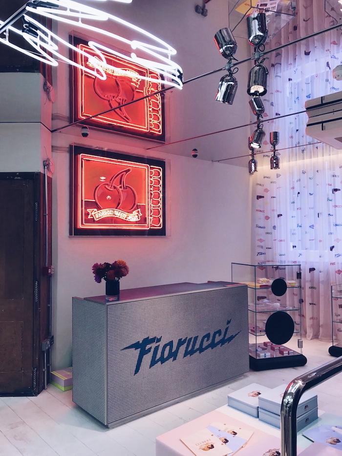 Fiorucci documentary - Brewer Street Store