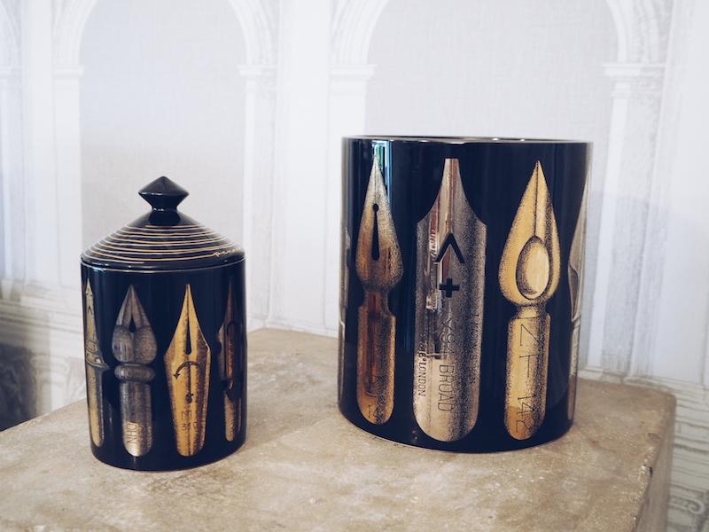 Fornasetti Profumi scented candles