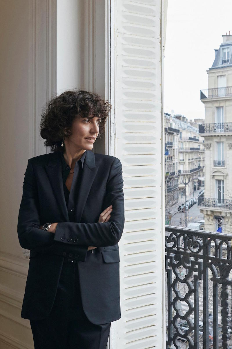 Francesca Bellettini, CEO of Saint Laurent by Marco Cella for New York Times