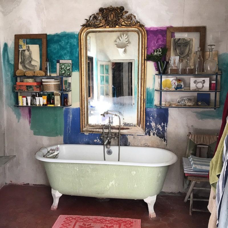 Bathroom interiors inspiration