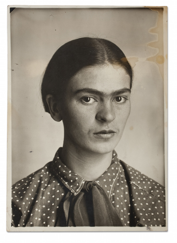 Frida Kahlo: Making Her Self Up exhibition at the V&A museum
