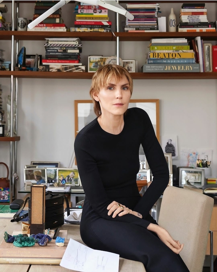 Gabriela Hearst is the new creative director at Chloe