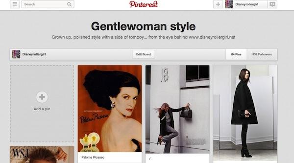Gentlewoman-Style