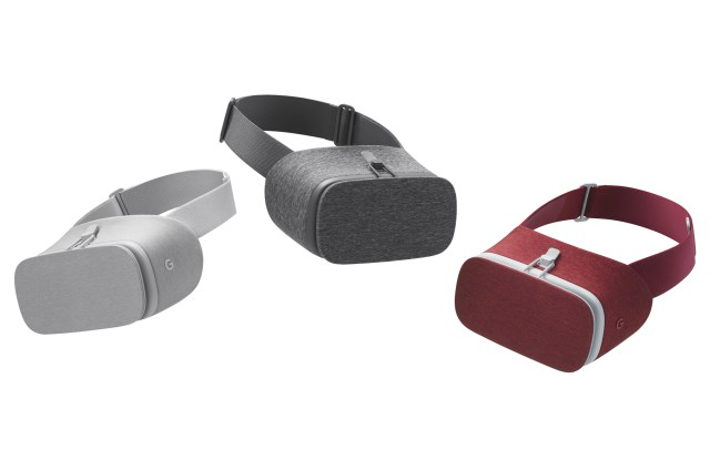 Google Virtual reality headset Daydream View
