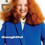 Grace Coddington is i-D's next cover girl