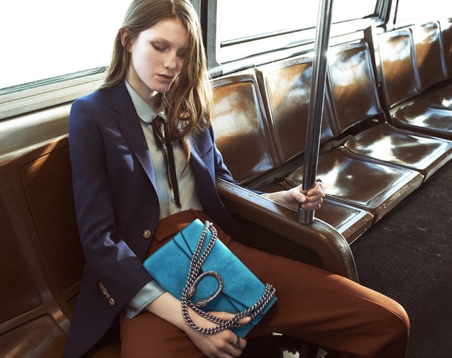 Gucci Aw15 womenswear collection