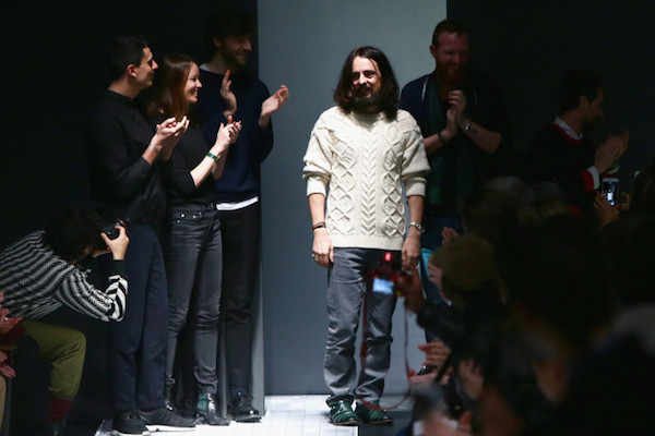 Gucci Creative Director Alessandro Michele via Getty Images