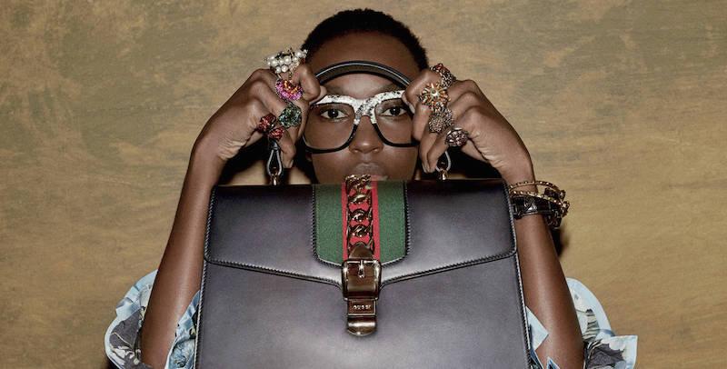 Gucci website redesign
