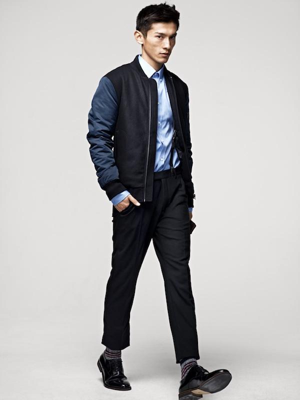 H&M autumn/winter 12 a/w12 menswear 2