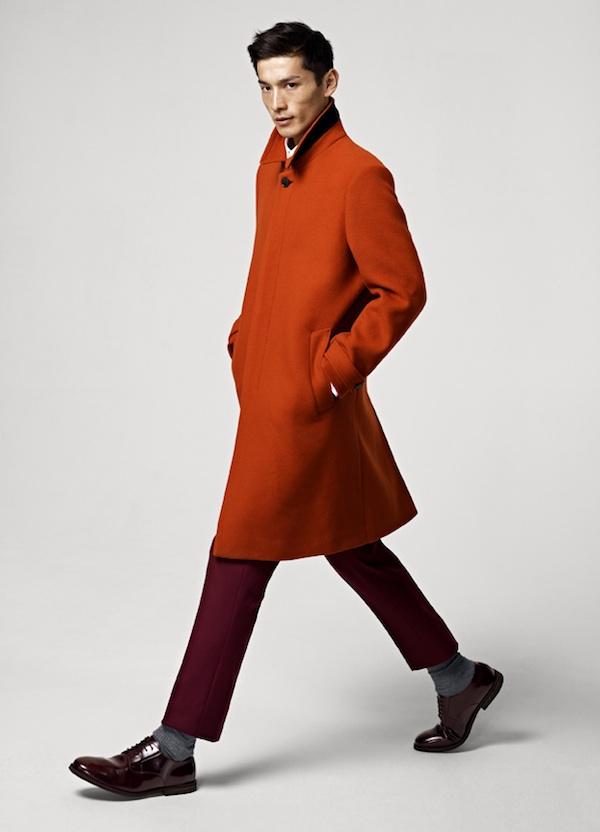 H&M autumn/winter 12 a/w12 menswear 3