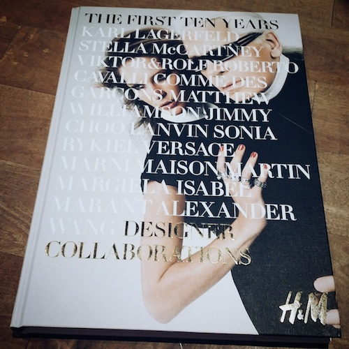 H&M The First 10 Years book