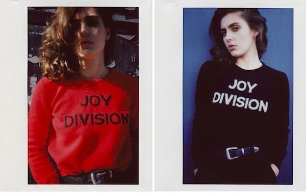 Hades Wool Joy Division