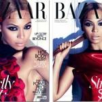 Watch Beyonce's Harper's Bazaar BTS video