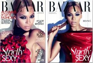 Harpers Bazaar UK September issue Beyonce