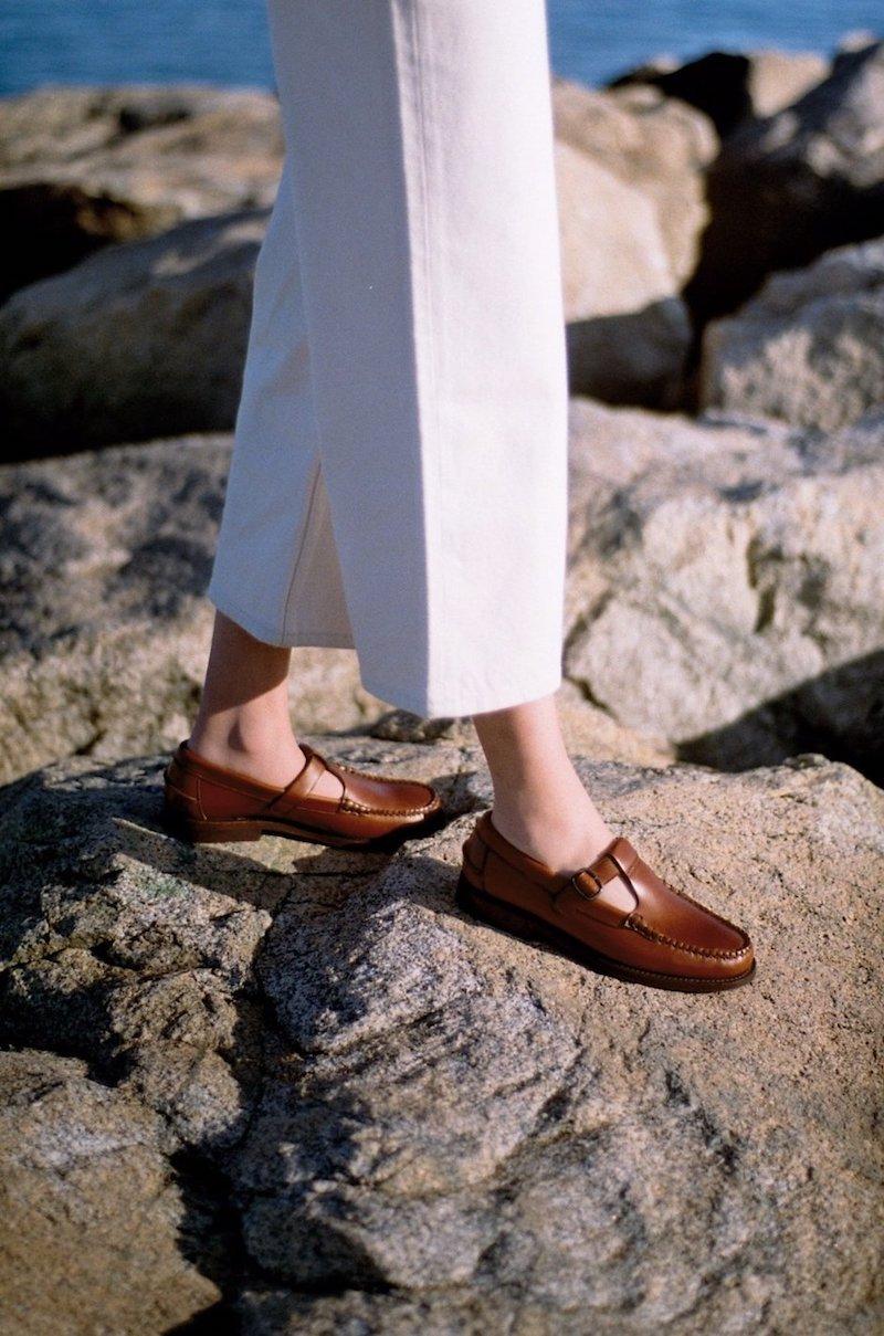 Hereu loafer sandals