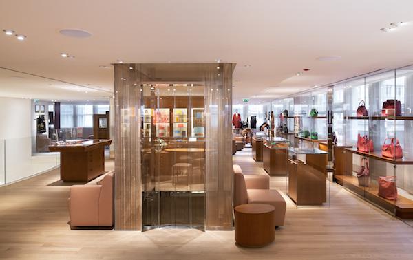 Hermes New Bond Street 1st Floor